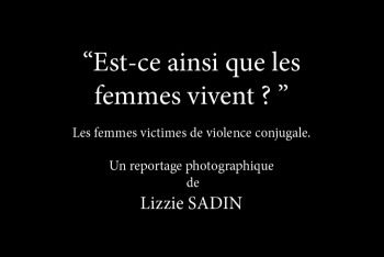 Violence in the home: battered women in France