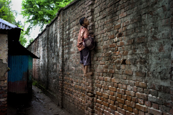 India and Bangladesh – The Wall and Fear