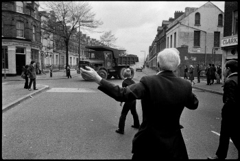 Bobby Sands, Belfast, May 1981